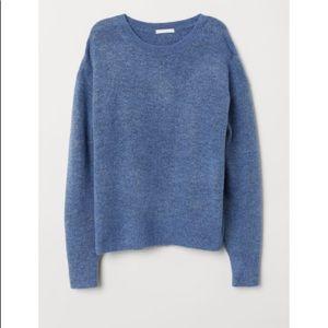 H&M's soft fine knit sweater